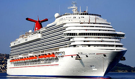Carnival Dream Cruise Ship Review and Pictures