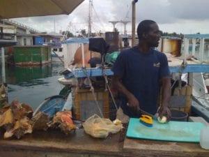 Bahamian Market