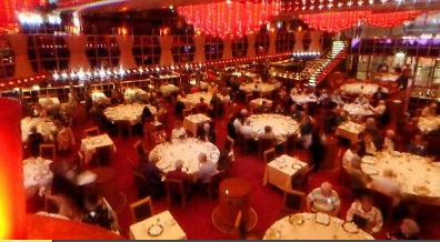 carnival dream crimson restaurant