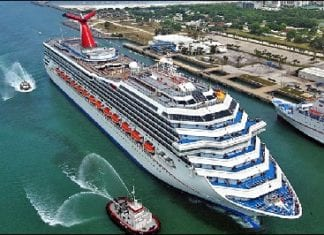 carnival glory reviews