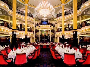 oasis of seas dining hall