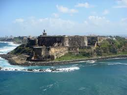 Fort El Morro in Old San Juan
