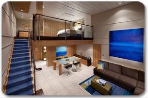 sky loft suites on oasis