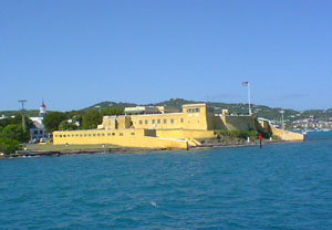 Fort Christiansted St Croix