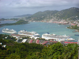 St Thomas/St John Cruise Port Tips