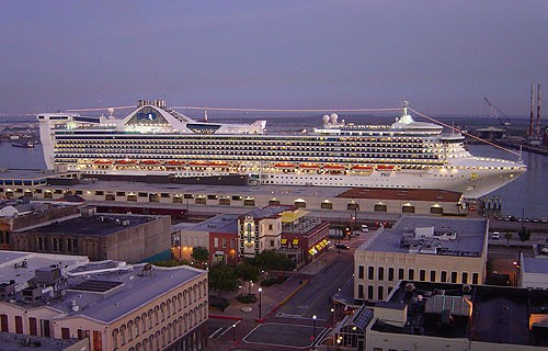 Ports Adding Cruise Terminals - Cruises leaving from galveston
