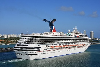 Carnival Triumph is Seized Over Lawsuit Before Allowed to Leave Port
