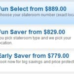 Should I Choose Fun Saver or Fun Select When Booking a Carnival Cruise?