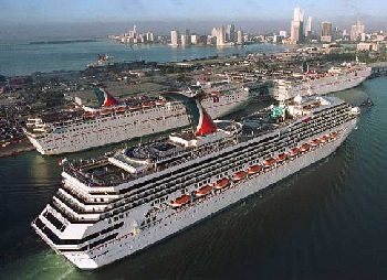 how many carnival cruise ships