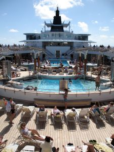 included in cruise price