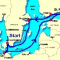 baltic cruise map