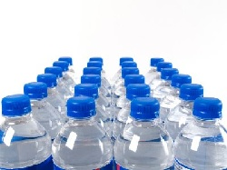 bottled water on cruise ships