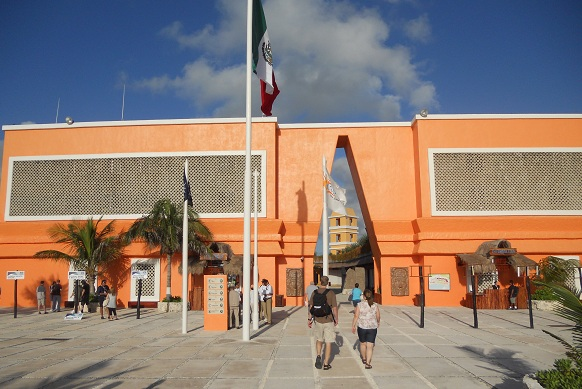 Costa Maya Port Review from My Western Caribbean Cruise