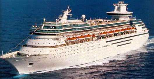 Royal Caribbean Sends Cruise Ship Monarch of the Seas to Spain