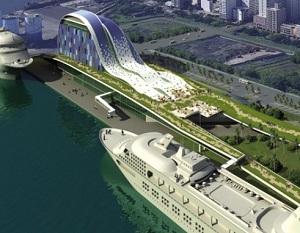 taiwan cruise port