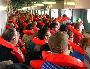 Carnival Cruise Lines to Start Head Counts at Muster Drills