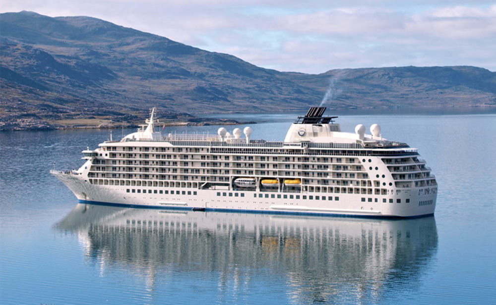 The Cruise Ship You Live On The World - Average price of a cruise ship