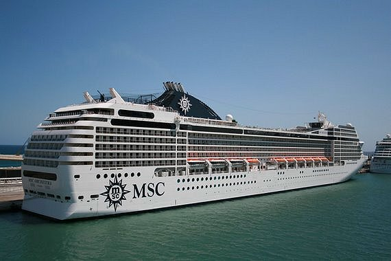 Meningitis Outbreak On Msc Cruise Ship