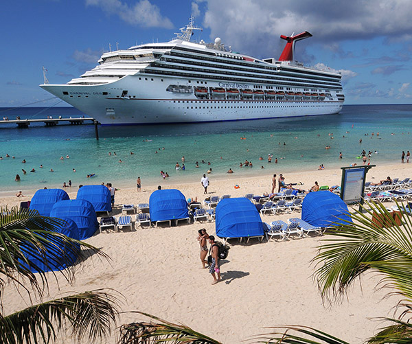 Turks And CaicosTourism Cruise Fever - Turks and caicos cruise ship schedule