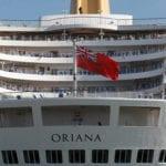 Norovirus Strikes 400 Passengers Aboard P&O Cruise Ship Oriana
