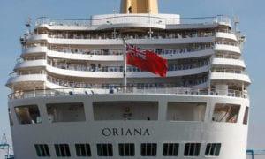 Oriana cruise ship