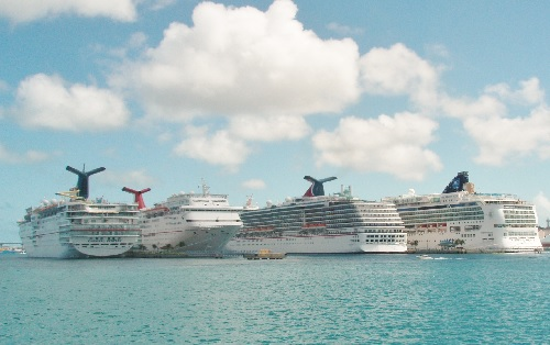 popular cruise destinations