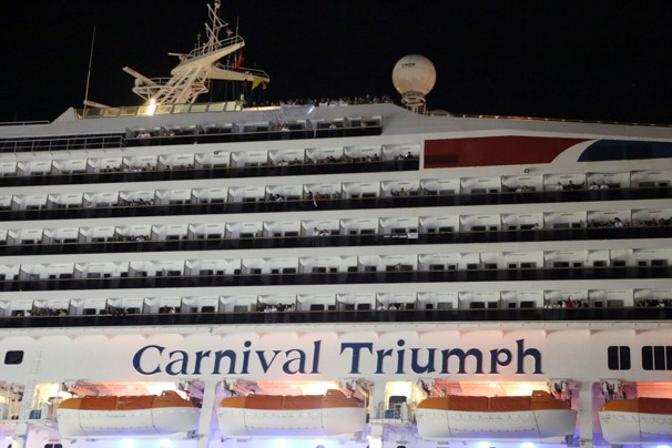 Will the Carnival Triumph Incident Affect Cruise Bookings?