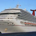 Life On Board Disabled Cruise Ship Deteriorates