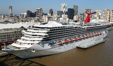 Mobile Port Readies For Arrival Of Crippled Cruise Ship