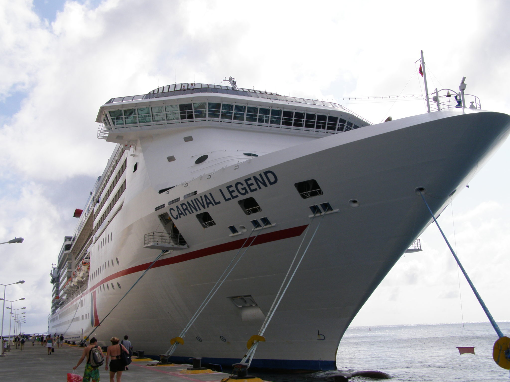 Carnival Cruise Line Cancels Second Carnival Liberty ...