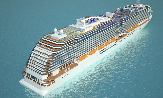 New Cruise Ships for 2013