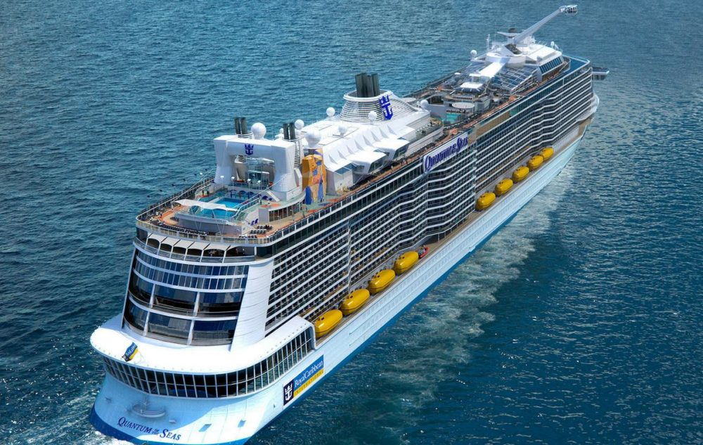 quantum of the seas virtual tour