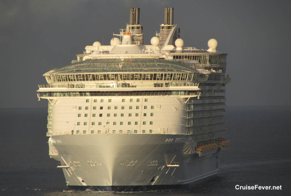 Are Today's Cruise Ships Too Big to Be Safe?