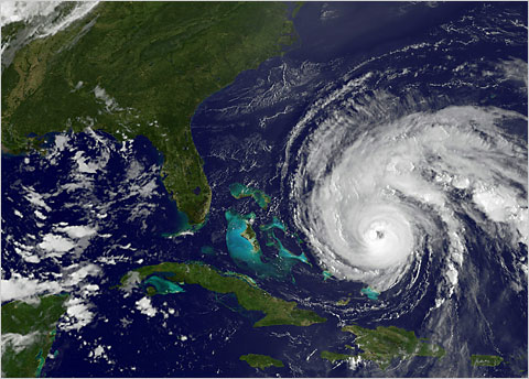 2013 Cruise Hurricane Season: June 1 – November 30
