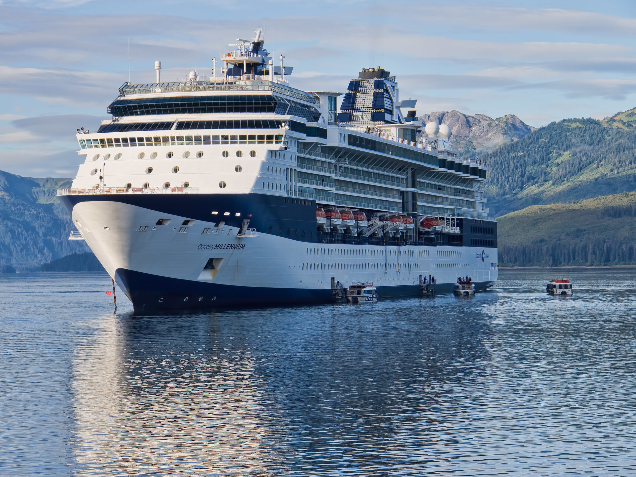 Alaskan Cruises Canceled By Celebrity Due To Cruise Ship