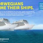 Help Name 2 New Norwegian Cruise Ships