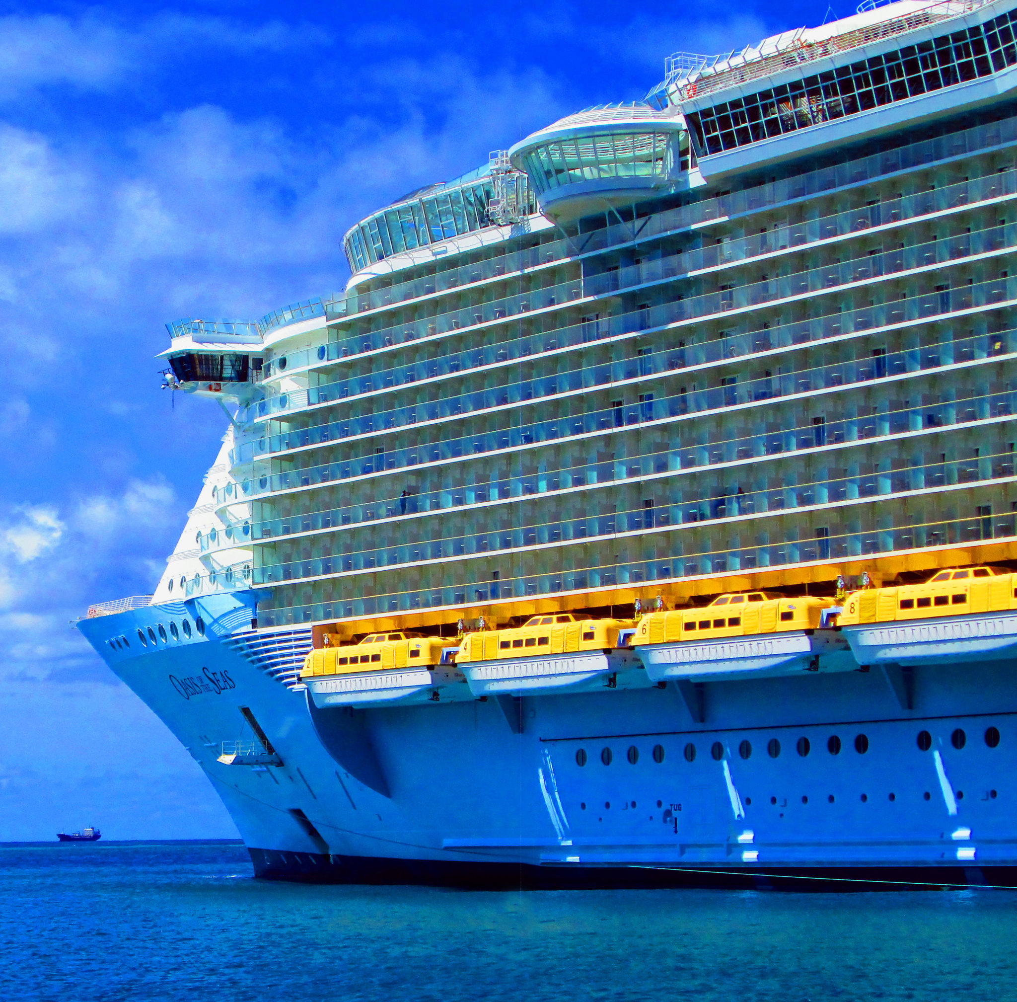 royal caribbean becomes latest cruise line to end balcony