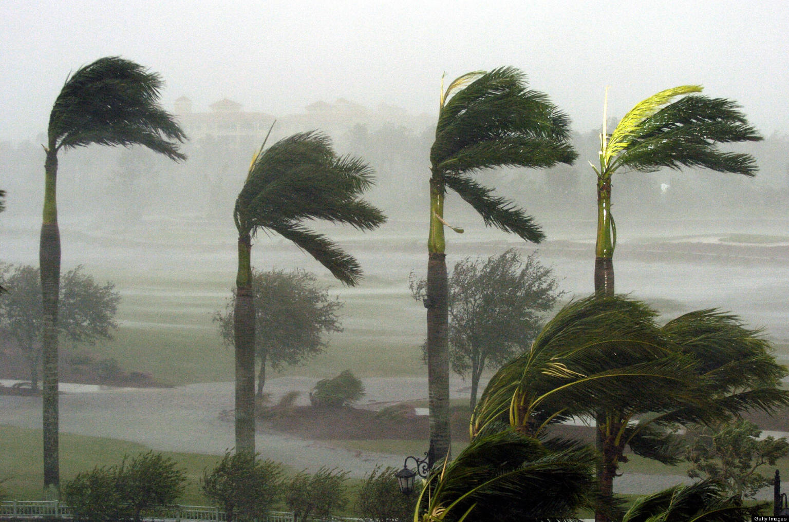 Tropical Storm Gabrielle Has Cruise Ship Stuck in Bermuda