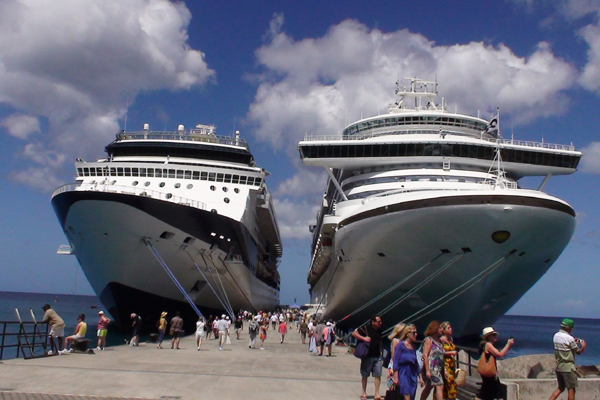 TMobile Introducing Free Unlimited Global Data In Cruise Ports - How to use cell phone on cruise ship
