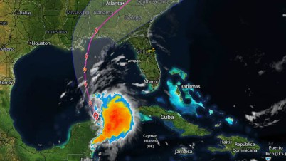 Tropical Storm Karen Has Cruise Ships on Watch in the Gulf of Mexico