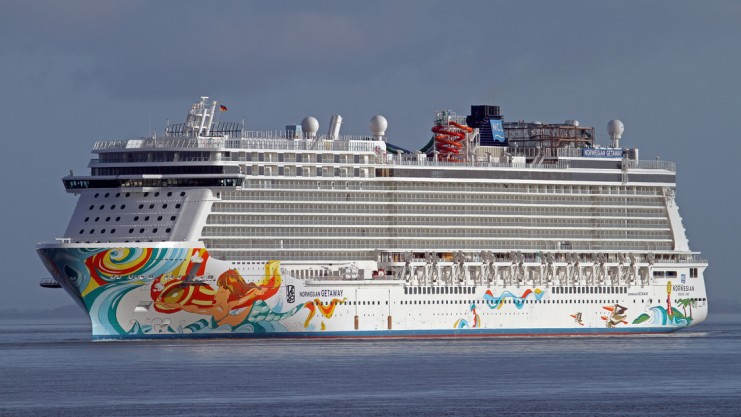 New Cruise Ships That Are Arriving In 2014