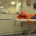 medical facility on cruise ship