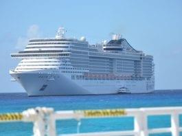 MSC Divina cruise ship