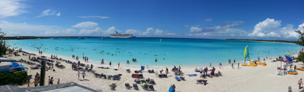 Half Moon Cay Voted Best Cruise Line Private Island