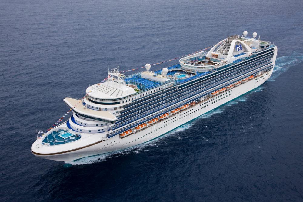 pacific princess cruise ship information princess cruises