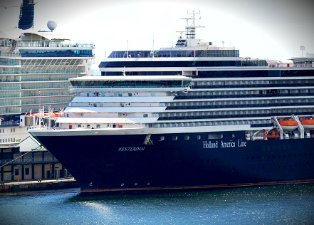 Holland America's Dancing with the Stars at Sea