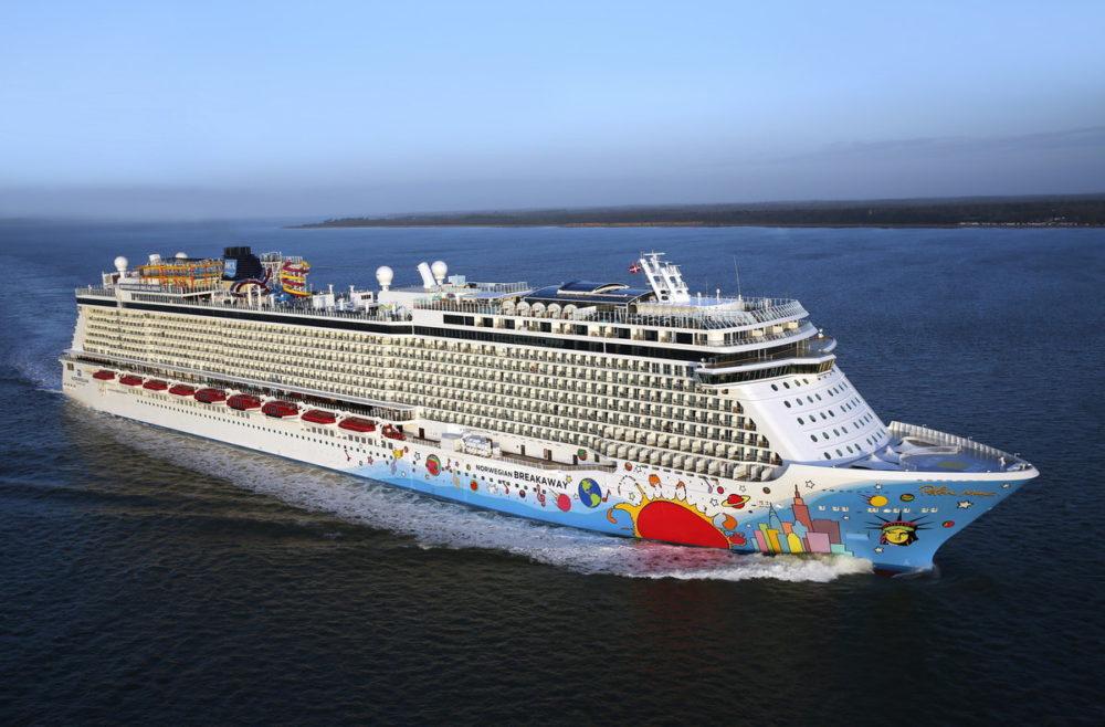 Cruise Ship Tragedy Child Drowns On The Norwegian Breakaway - Cruise ship drowning