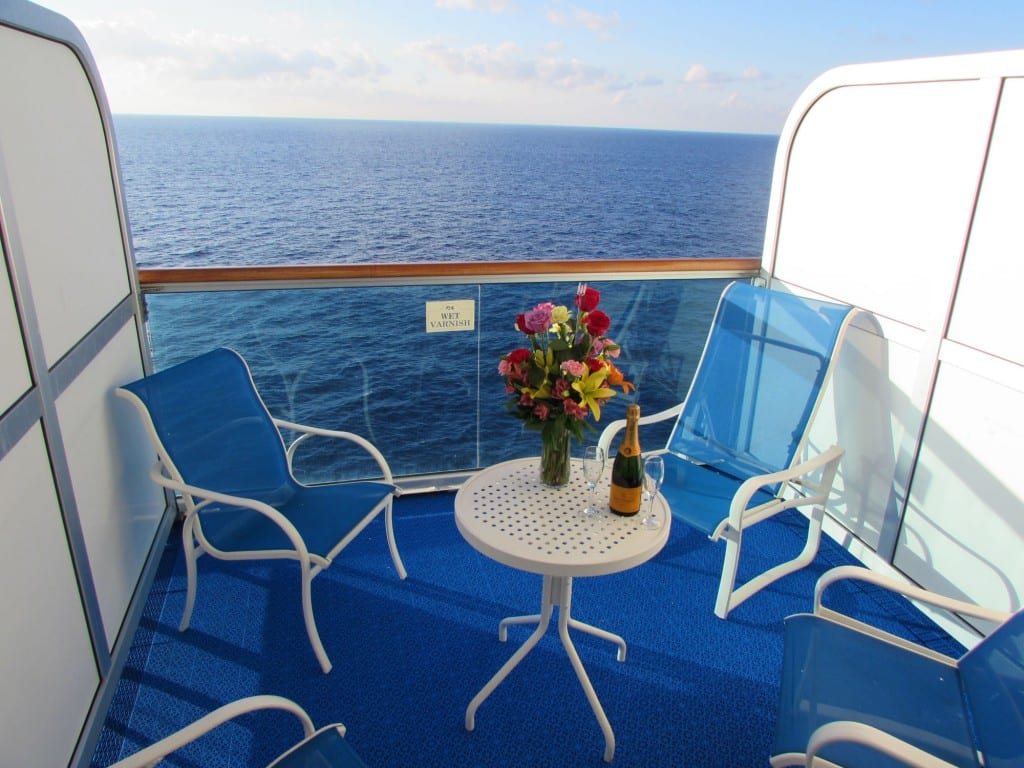 Does princess cruises come back new live up to expectations for Cruise balcony