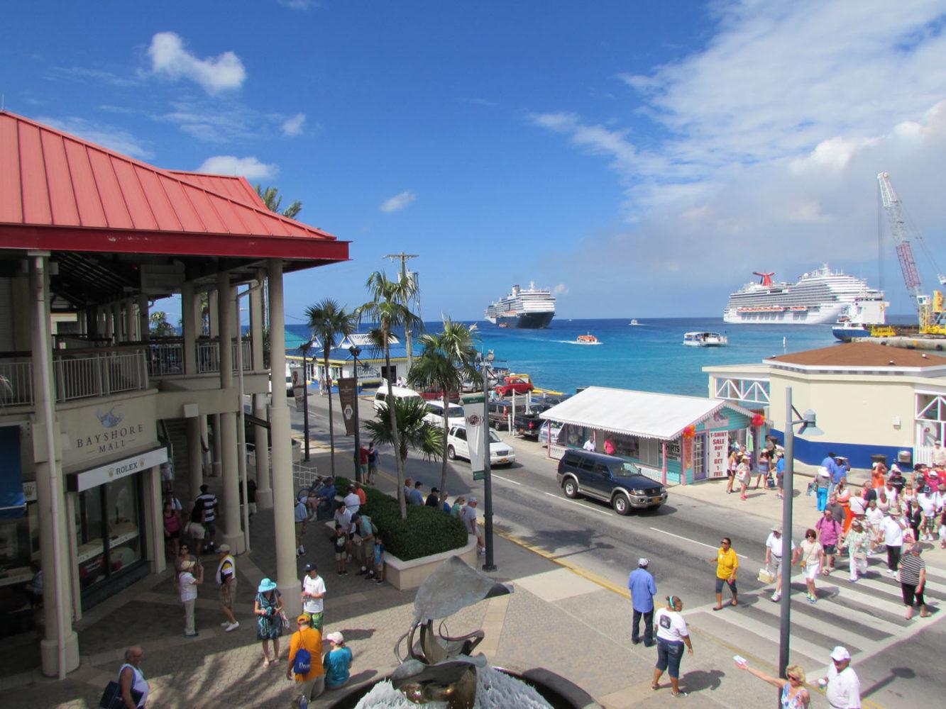 cruise to cozumel grand cayman island