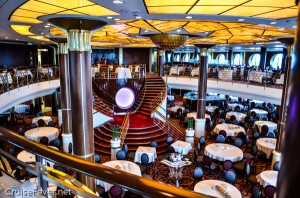 celebrity constellation main dining room